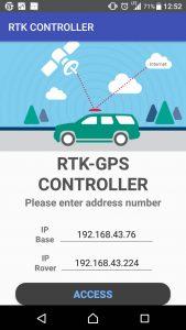 RTK_コントロールアプリ